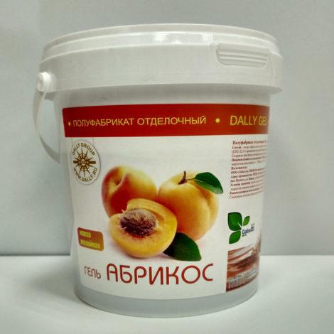 Гель Зеркальный (масса желейная) абрикос