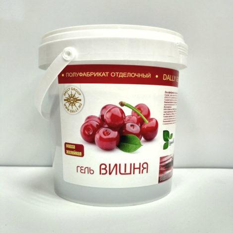 Гель Зеркальный (масса желейная) вишня
